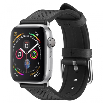 DÂY ĐEO APPLE WATCH RETRO FIT (44MM) - ĐEN