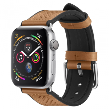 DÂY ĐEO APPLE WATCH RETRO FIT (44MM) - NÂU
