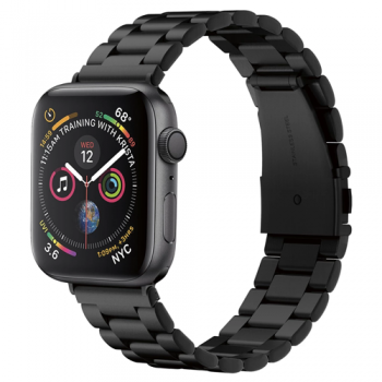 DÂY ĐEO APPLE WATCH MODERN FIT (44MM) - ĐEN