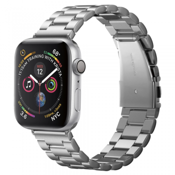 DÂY ĐEO APPLE WATCH MODERN FIT (44MM) - BẠC
