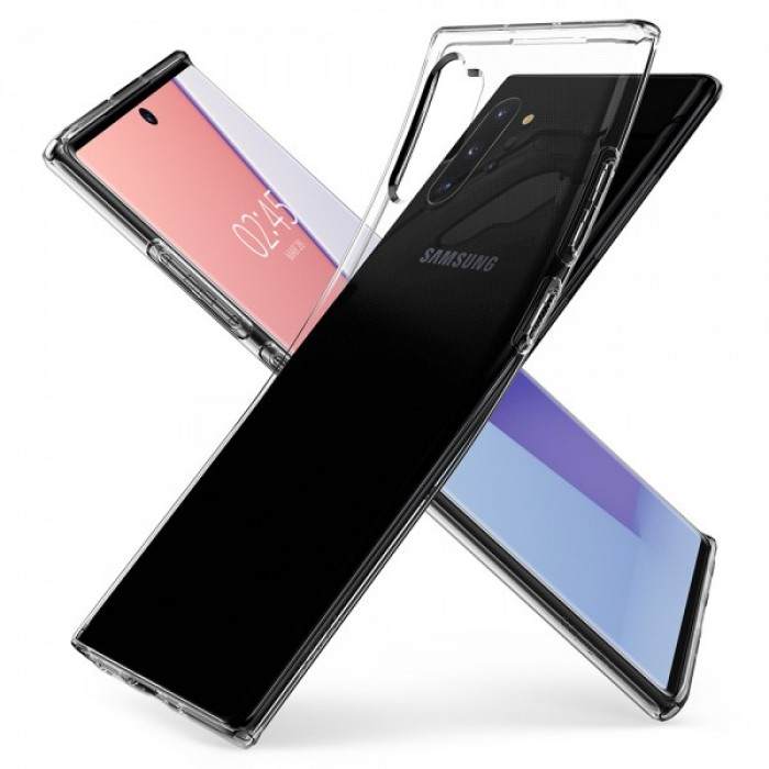 SAMSUNG GALAXY NOTE 10+ SPIGEN CRYSTAL FLEX