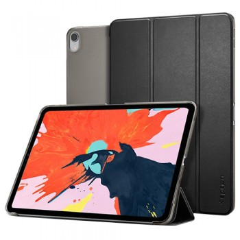 "BAO DA IPAD PRO 12.9"" SPIGEN SMART FOLD CASE VERSION 2 (2018 - ĐEN)"