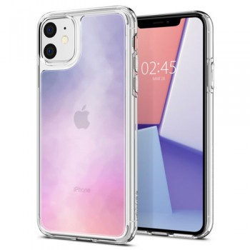 ỐP LƯNG IPHONE 11 SPIGEN CRYSTAL HYBRID QUARTZ
