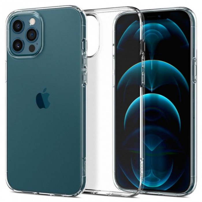 ỐP LƯNG IPHONE 12 / 12 PRO SPIGEN CRYSTAL FLEX