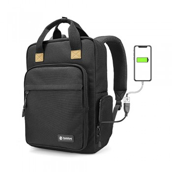 BALO TOMTOC (USA) DAILY BACKPACK FOR ULTRABOOK 15'/22L BLACK – A60