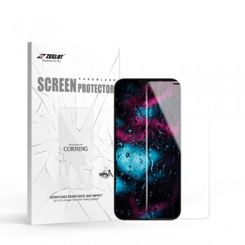 CƯỜNG LỰC IPHONE 12 / 12 PRO ZEELOT STEREOSCOPIC PUREGLASS HD CLEAR