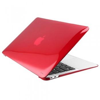 "Ốp lưng Macbook Pro 15"" Touch Bar JCPAL MacGuard Ultra-thin Protective Case (Đỏ)"
