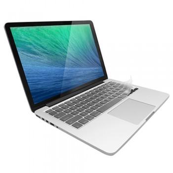 """Miếng phủ bàn phím Macbook Pro 13"""" - 15"""" Retina JCPAL FitSkin Ultra Clear Keyboard Protector (Trong Suốt)"""