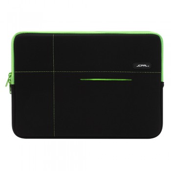 "Túi đựng Macbook Air 11"" - 13"" JCPAL Neoprene Classic Sleeves (Xanh Lá)"