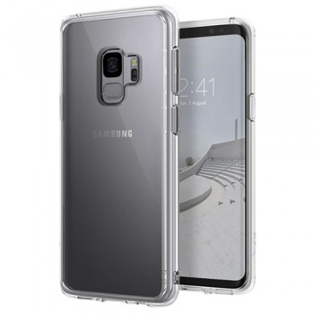 Ốp lưng SamSung Galaxy S9 Ringke Fusion (Trong Suốt)