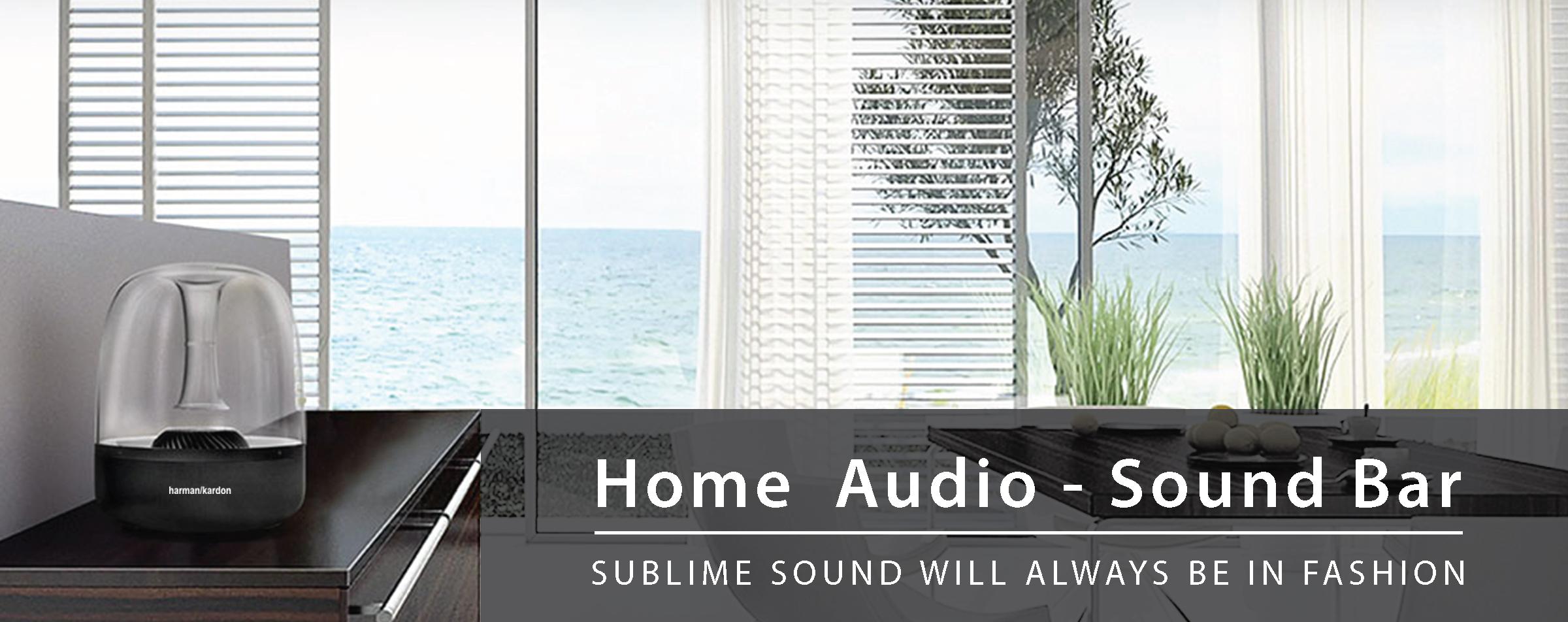 Home Audio - Sound Bar